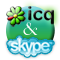 NIKEE - icq & skype