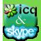 NIKEE - icq & skype